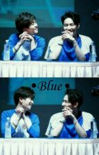 Blue •2Jae• by maiichxn