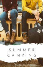 Summer Camping by pinkyvodka