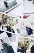 Album des personnages : Pour vous revoir un jour by CharlotteCros