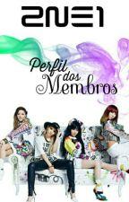 2NE1 - Perfil dos Membros by natiele_ramos