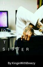 Chris Brown Long Lost Sister by KinginWithBreezy