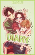 ✿ Diary tags and rants by facenpie