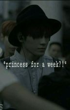[C]Princess For A Week?! by Park_Hwayeon