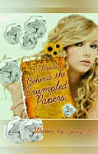 3 words Behind the Crumpled Papers (gxg) by jacey_06