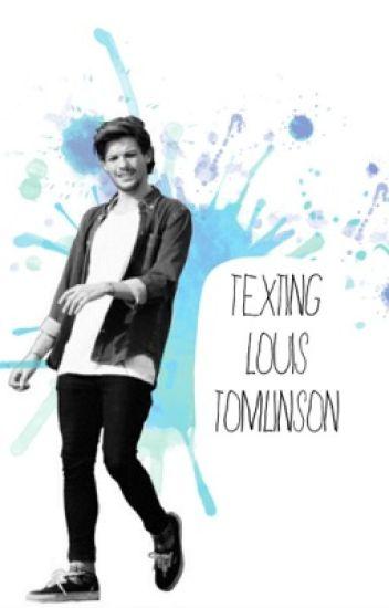 Texting Louis Tomlinson