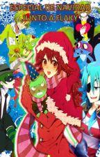 especial de navidad junto a flaky by katsune123