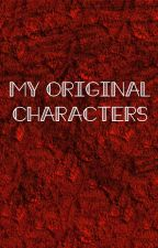 My OCs by berserkbook