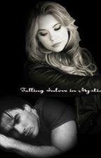 Falling in love in Mystic Falls (A vampire Diaries Fan Fic) by boundbyblood