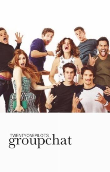 groupchat ➳ teen wolf