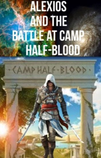 Alexios and the Battle at Camp Half-Blood a Percy Jackson
