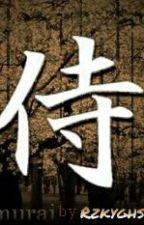 Samurai by rzkyghsyaa