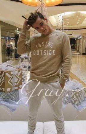 Gray by billiejayy