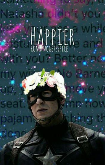 Happier 💘  Romanogers