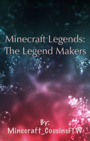 Minecraft Legends: Legend Makers by Minecraft_CousinsFTW
