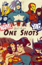 One shots - Marvel / Dc by sel-dixon