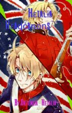 ~¤☆HETALIA HEADCANONS☆¤~ by Koolaid--