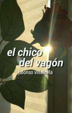 el chico del vagón ➵ jalonso. by josidio