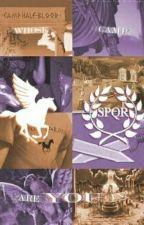 Chistes,Datos Y Frases De Percy Jackson Y Los Héroes Del Olimpo by mimi_di_Angelo