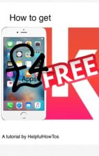 Paid apps for free (iOS 9.2) by HelpfulHowTos