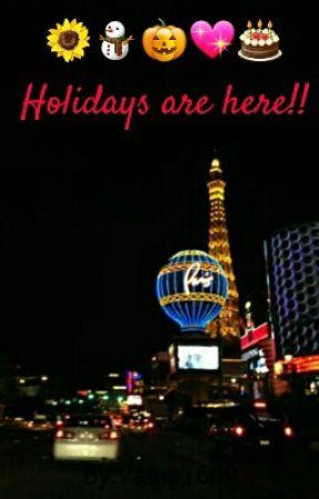 Holidays by Vamp1600