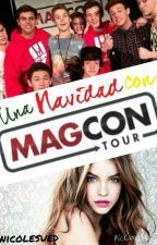 NAVIDAD CON MAGCON by nicolesued