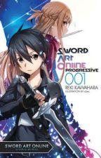 Sword Art Online Progressive 001 NOVEL - Reki Kawahara by SatomiKaneshiro