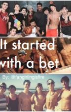It started with a bet (a Magcon/Cam Dallas story) by fangirlingisfire