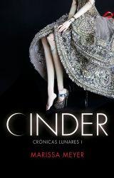 Cinder - Marissa Meyer by KarliizDiaz