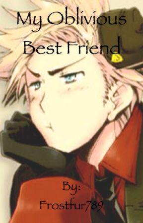 My Oblivious Best Friend |Denmark X Reader| by Frostfur789