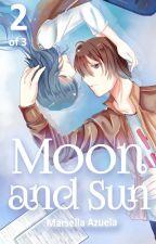 Moon and Sun  by mazuwaloeya