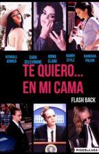 TE QUIERO... EN MI CAMA (CaKe) by flash_back