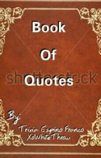 Book Of Quotes by Miss_Xai
