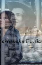 Sorry babe I know I liar by spidervienaragis