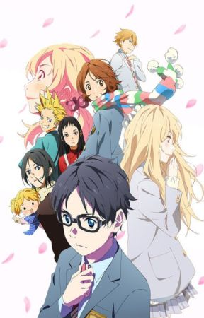 Your Lie In April Quotes Mozart Wattpad