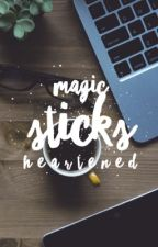 Magic Sticks by heartened
