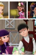 Sofia the First: Five's a Crowd by DaisyMontano