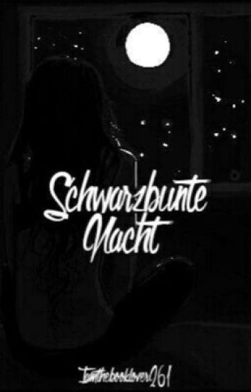 Schwarzbunte Nacht