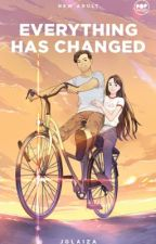 Everything Has Changed (TN Series #1) by bluefangirl