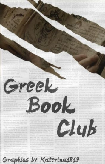 Greek Book Club!
