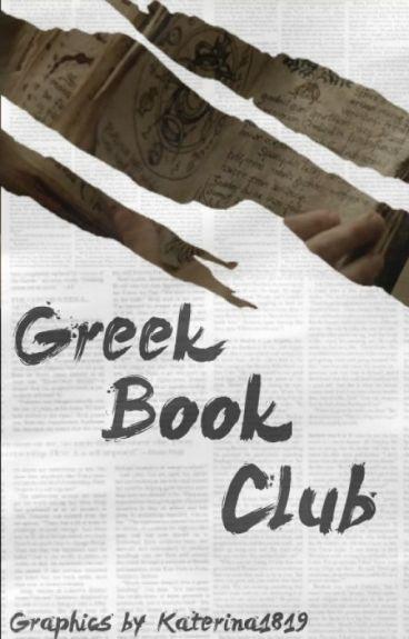 Greek Book Club!