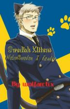 Swedish Kittens- Neko!Sweden x Reader by wolfarctix