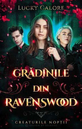 Grădinile din Ravenswood: Creaturile Nopții by sleepinthemagicgardn