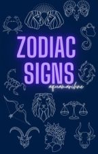 zodiac signs ∮ ita by avcticmonkeys