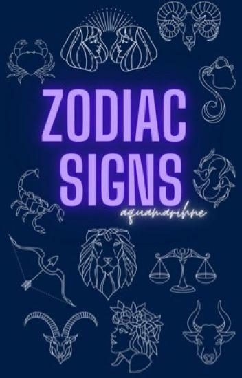 zodiac signs ∮ ita