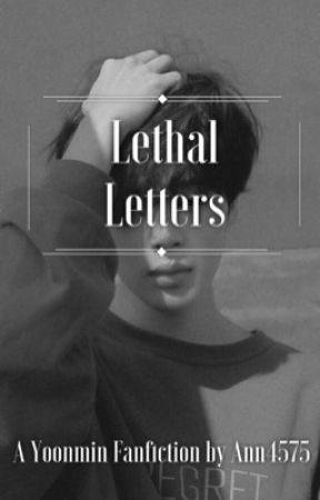 Lethal Letters || yoonmin by Ann4575