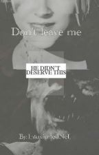 Don't leave me - Josh Washington X Reader by IntoxicatedNell