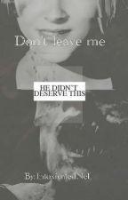 Don't leave me - Josh Washington X Reader by MrsNellAlderson
