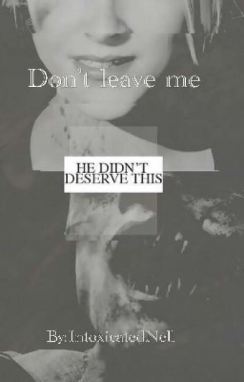 Don't leave me - Josh Washington X Reader