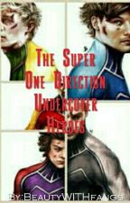 The Super One Direction Undercover Heros by BeautyWITHfangs