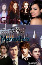 Girls vs. Marauders [Marauders CZ] (DOKONČENO)  by JessieNka